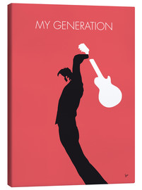 Lienzo  The Who, My Generation - chungkong