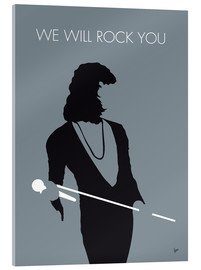 Cuadro de metacrilato  Queen, We will rock you - chungkong