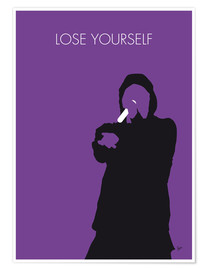 Póster  Eminem - Loose Yourself - chungkong