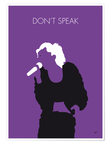 Póster No Doubt - Don't Speak