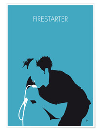 Póster The Prodigy - Firestarter