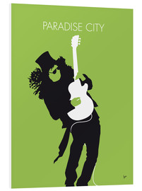 Cuadro de PVC  Guns And Roses, Paradise City - chungkong