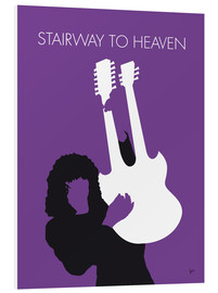 Forex  No011 MY Led zeppelin Minimal Music poster - chungkong