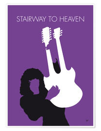 Póster Led Zeppelin, Stairway to heaven