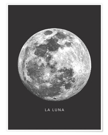 Póster  La Luna - Finlay and Noa