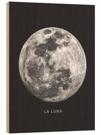 Madera  La luna - Finlay and Noa