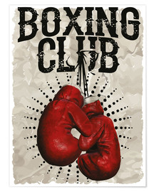 Póster  Boxing