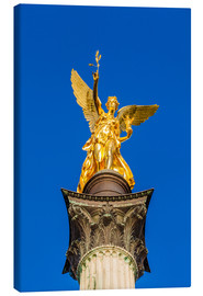 Lienzo  Angel of peace in Munich - Dieterich Fotografie
