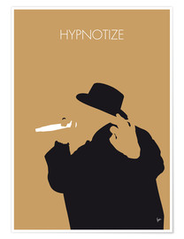 Póster Notorious BIG, Hypnotize