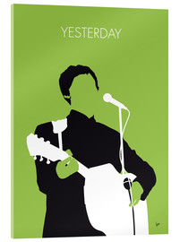Cuadro de metacrilato  MY PAUL MCCARTNEY Minimal Music poster - chungkong