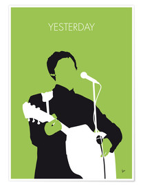 Póster  Paul McCartney, Yesterday - chungkong