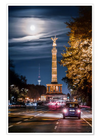 Póster Big Moon Berlin