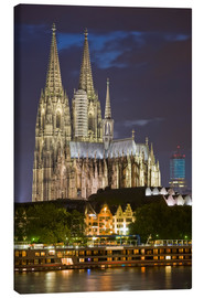Lienzo  cathedral of cologne - Dieterich Fotografie