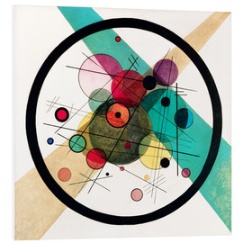 Forex  Circles in a Circle - Wassily Kandinsky
