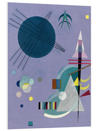 Forex  Violet Green - Wassily Kandinsky