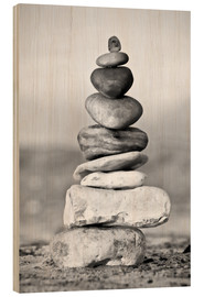 Madera  Pebble tower