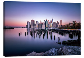 Lienzo  Sunrise New York City - Sören Bartosch