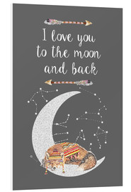 Forex  I love you to the moon and back - GreenNest