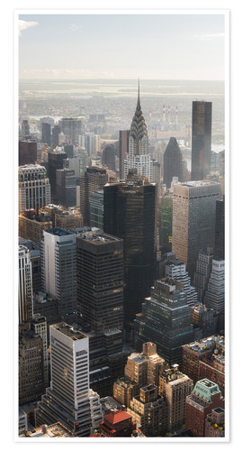 Póster New York IV