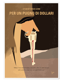Póster A Fistful Of Dollars