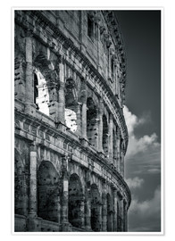 Póster Colosseum Rome, Italy