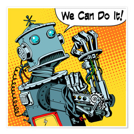 Póster  We can do it - Kidz Collection