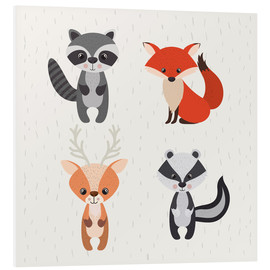 Forex  Forest animals - Kidz Collection
