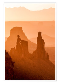 Póster  Canyonlands National Park, Utah, United States of America, North America - Michael DeFreitas
