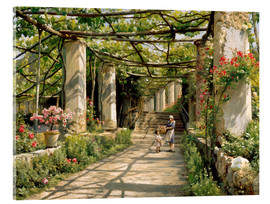 Metacrilato  Pergola in Ravello - Peder Mork Mönsted