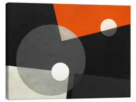 Lienzo  Composition On 7 - László Moholy-Nagy