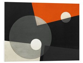 Cuadro de PVC  Composition On 7 - László Moholy-Nagy
