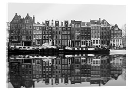 Cuadro de metacrilato  Reflections of Amsterdam - George Pachantouris