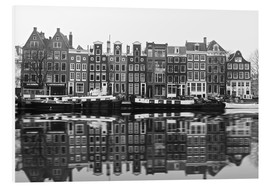 George Pachantouris - Reflections of Amsterdam