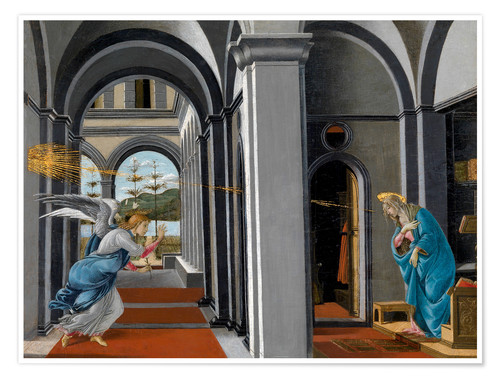 Póster The Annunciation