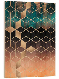 Madera  Ombre Dream Cubes - Elisabeth Fredriksson