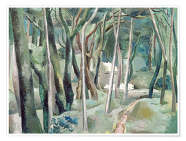Paul Nash - The Forest