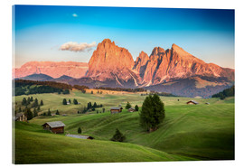 Metacrilato  Seiser Alm, South Tyrol - Frank Fischbach
