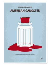 Póster American Gangster