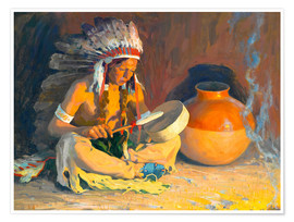 Póster The chief song