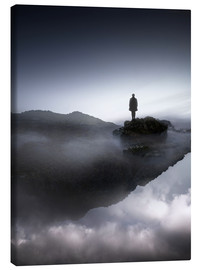 Lienzo  A Place To Think - George Christakis