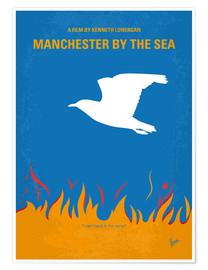 Póster Manchester By The Sea