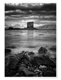 Póster  Castle Stalker, Scotland - Martina Cross