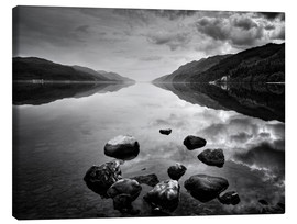 Lienzo  Loch Ness, Scotland - Martina Cross