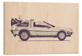 Madera  Delorean - Florent Bodart