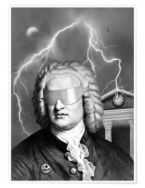 Póster  Bach To the Future - Florent Bodart