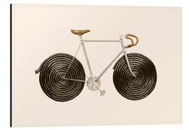 Aluminio-Dibond  Licorice Bike - Florent Bodart