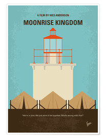 Póster Moonrise Kingdom