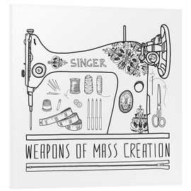 Forex  Weapons Of Mass Creation - Sewing - Bianca Green