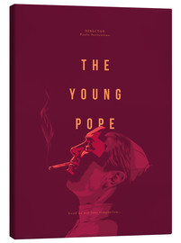 Lienzo  Young Pope - Fourteenlab