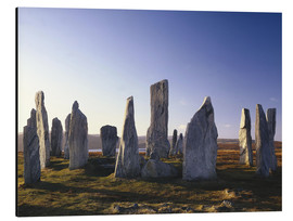 Cuadro de aluminio  Rock of Callanish - Thonig